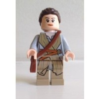 Lego Original Minifigure Rey Star Wars Force Awakens