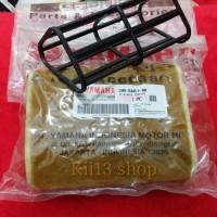 Spon Busa + Rangka Filter Udara Yamaha Rx King Ori