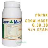 Pupuk/Nutrisi NPK GrowMore Bunga dan Buah 6-30-30 (454gram)