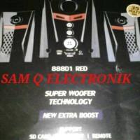 Speaker Aktif GMC 888D1