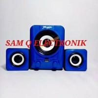 Harga speaker multimedia 881gmc produk pengeras suara laptop pc p | Pembandingharga.com