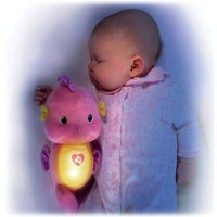 Fisher Price Seahorse - sleep buddy FisherPrice Pink