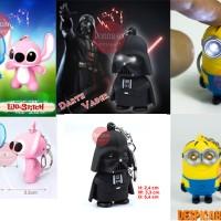 harga Gantungan Kunci Monster Inc- Disney - Gantungan kunci LED Tokopedia.com