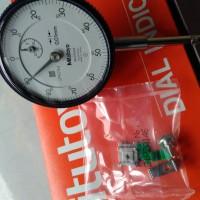 harga Mitutoyo 2050S Dial Indicator 20mm 0.01mm Tokopedia.com