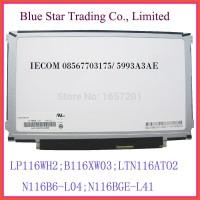LED LAPTOP 11.6 SLIM 40PIN KIRI KANAN Screen LP116WH2 B116XW03 V2