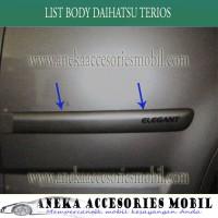 harga List Body Samping/side Body Moulding/molding Mobil Daihatsu Terios Tokopedia.com