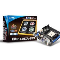 MAINBOARD MSI FM2-A75IA-E53
