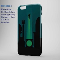 Green Lantern by Adam Thompson, hard case, iphone case,semua hp