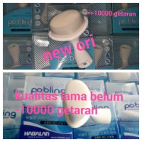 POBLING - PORE SONIC CLEANSER (ONLY BRUSH HEAD) - HANYA KEPALA SIKAT