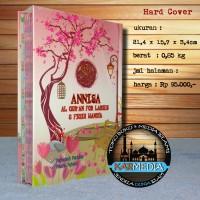Annisa, Al Quran Terjemah dan Fiqih Untuk Wanita ,Al Qur'an for ladies
