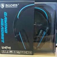 harga Sades Headseat 901 Wolffang Tokopedia.com