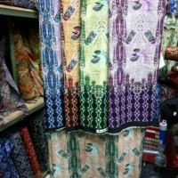 harga batik sutra sekar jagad 8199 motif papua Tokopedia.com