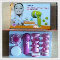 Alat Pembersih Beauty Set Face Massager Pijat