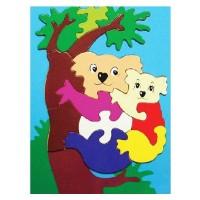 Mainan Anak Puzzle Gambar Koala ATT-PG024