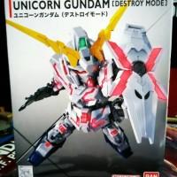 SD Ex Standard Unicorn Destroy Mode