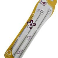 NAOKI Sikat Sedotan (isi 3pcs) | Straw Cleaner