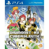 Game PS4 Digimon Story Cybersleuth