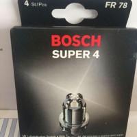 harga Busi Bosch Fr78 Super 4 (set) Tokopedia.com