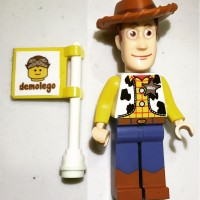Lego Original Woody Toy Story
