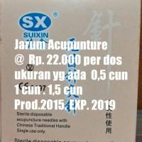Jarum akupunktur akupuntur  needles needle china cina  korea