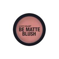 City Color - Be Matte Blush Papaya