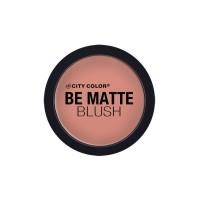 City Color - Be Matte Blush Sweet Pea