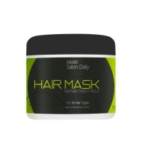 Makarizo Salon Daily Hair Mask 500 Gr - Masker Rambut