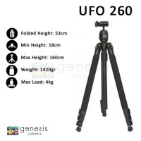 harga Excell UFO 260 Tripod DSLR Compact Camera Handycam Video Tokopedia.com