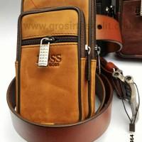 DMSP01 Potrait - Smartphone Leathercase, Casing/Case HP