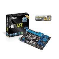 ASUS P8H61M-E (LGA1155, Intel H61, DDR3)