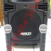 harga Portable Wireless Meeting Ashley Pa 10m ( 10 Inch ) Tokopedia.com