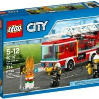 Jual Lego City 60107 - Fire Ladder Truck Murah