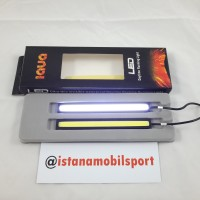 Lampu LED Plasma / DRL 14cm White LED Waterproof (Lava)