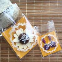 Baking Tool Plastik Bungkus Kue Cookies Cake Sovenir ulang tahun mika