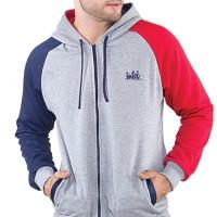 Jual jaket pria hoodie sweater distro fleece terbaru keren INFL original Murah