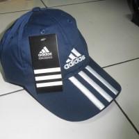 Topi Adidas Biru Dongker