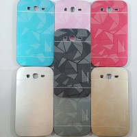 Samsung Grand Neo Plus Motomo 3D Metal case cover hardcase bumper