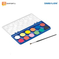 SIMBALION Water Color Cake 12 Color