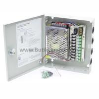 Power Sentral Box 9 Port Power Supply CCTV