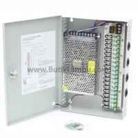 Power Sentral Box 18 Port Power Supply CCTV