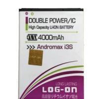 Baterai Double Power Smartfren Andromax I3S Log-on Batre Battery
