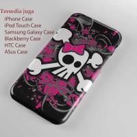 girly skull iphone wallpaper black pink, iphone case, smua hp