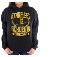 Hoodie Star Trek: Starfleet Academy - Hitam