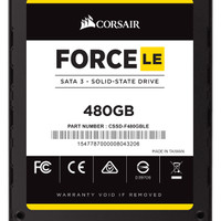 Corsair 480GB CSSD-F480GBLEB Force Series LE SATA III