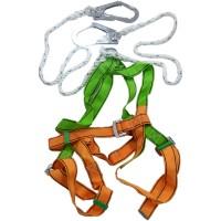harga Safety Harness / Sabuk Pengaman Full Body Double Hook Besar Nankai Tokopedia.com