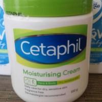Cetaphil Moisturising Cream Face Body Moisturizing 550g Tub Jar