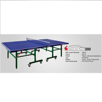 harga Meja Pingpong Tenis Meja Powerspin 200 Import Tokopedia.com