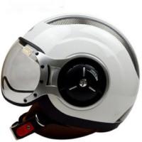 harga Helm Zeus 218 Retro Pilot Half Face White Tokopedia.com