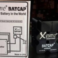 xstatic batcap x300 power battery
