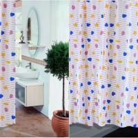 Pelindung Cipratan Air Shower Tirai Gorden Curtain Mandi KERANG LAUT